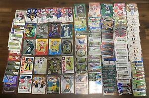 145x NFL Trading Cards Lot 2020 ALL ROOKIES RC Love Justin Herbert Joe Burrow +