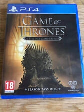 Game Of Thrones A Telltale Game Series Sony Playstation 4 PS4