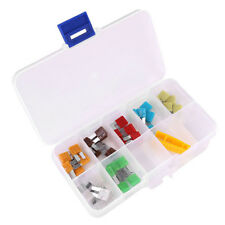 35x Auto Truck Car Micro II Blade Fuse Kit Assortment for Ford Dodge Fuses 5-30A