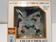 Model Power Postage Stamp Diecast Plane W/Stand 1/100 CASA C-101 AVIOJET # 5367
