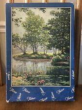 """Vintage Fairco 350 Piece Jigsaw Puzzle Titled """"Spring Radiance"""""""