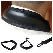 Saxophone Neck Strap Soft Sax Leather Padded for Alto Tenor Baritone Soprano