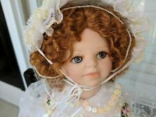 Mundia French Porcelain Doll Charlotte by Christine & Cecile