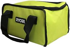 "NEW RYOBI 12"" X 10"" X 7"" Tool Bag Medium Soft-Sided Tote Case"
