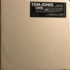 TOM JONES • Lemn Venus  • Vinile 12 Mix • LOUNGE
