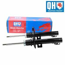 For VW Polo Fox Hatchback Saloon 2001 - 2012 Shock Absorber Front Axle QH x 2