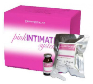 PROMOITALIA Pink Intimate System Peeling for Face and Intimate Area -1vial x 3ml