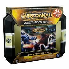 Redakai Championship Tin with Cards Limited Edition