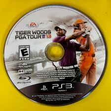 Tiger Woods PGA Tour 13 (Sony PlayStation 3, 2012)  Disc Only #  14634