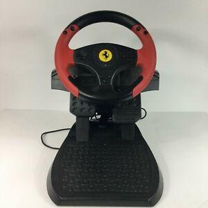 Thrustmaster Ferrari Racing Wheel Red Legend Edition PS3/PC - 4060052 - Untested