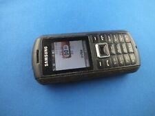 Samsung B2100 Schwarz Simlockfrei Funktionsfähig Kult Unlocked Baustelle Handy