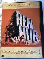 """Ben Hur"" William Wyler (Classic Dvd, 2001)"