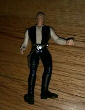 Vintage Star Wars action figure Han Solo Harrison Ford Science Fiction Space htf