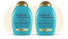 DUO OGX ORGANIX Olio di Argan del Marocco rinnovare Shampoo 385ml + Balsamo 385ml