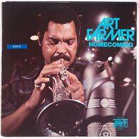 ART FARMER: Homecoming MAINSTREAM Jazz w/ CEDAR WALTON Vinyl LP NM-
