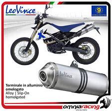 Leovince X3 Enduro terminale scarico BMW G650X Challange / Country /X-moto 07>11