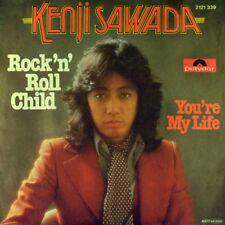 "7"" KENJI ""JULIE"" SAWADA Rock 'n' Roll Child / You're My Life 澤田 研二 POLYDOR 1977"