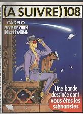 A SUIVRE n°108 - janvier 1988 - Etat neuf