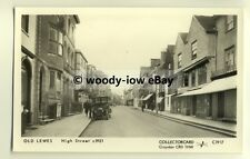 pp1481 - Sussex - Lewis High Street c1921 - Pamlin postcard
