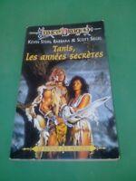LANCE DRAGON n° 12-TANIS, LES ANNÉES SECRÈTES retour des préludes T3-FLEUVE NOIR