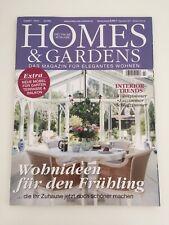 Homes & Gardens April Mai 2019 Magazin Wohnen Einrichten