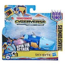 Transformers Cyberverse Adventures 1 Step Sky-Byte