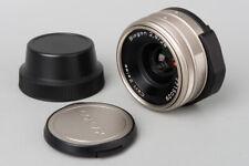 Contax Carl Zeiss Biogon 28mm f/2.8 f2.8 T* G Lens, for G1 G2 Rangefinder Camera