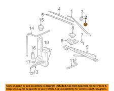 GM OEM Wiper Washer-Windshield-Wiper Arm Nut 3535261