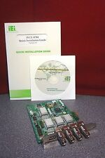 IEI IVCE-8784-R10 PCI-E 4-Channel 120fps Video Capture Card | T#7193