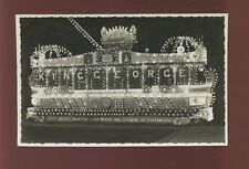Hampshire Hants PORTSMOUTH Decorated tram King George 5 Jubilee RP PPC