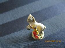Goebel Olszewski Miniature 603P Moor With Spanish Horse Butterfly Coll Hist Ser
