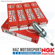 NGK Racing Colder x4 Spark Plug 9 VW Golf GTI/R Audi A3 8V/TTS Seat Cupra/R