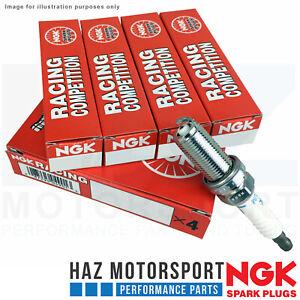 NGK Racing Competition x4 Spark Plug Set Heat Range 8 For VW Golf Mk7 / 7.5 R