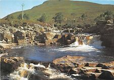 Bg32845 the falls at silver bridge strath garve ross shire scotland