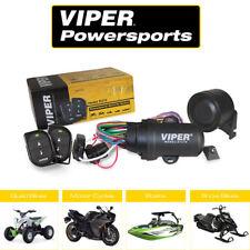 VIPER 3121V 1-Way Motorcycle, Moped, Scooter, Boat, Quadbike, Waterproof Alarm