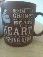 "Disney ""Grumpy"" Mug Snow White And The Seven Dwarfs"