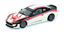 1:43 Maserati Granturismo test Trofeo 2010 1/43 • MINICHAMPS 400101201 #