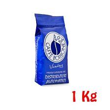 CAFFE BORBONE MISCELA BLU GRANI BUSTE 1 KG BAR DISTRIBUTORI CREMOSO CHICCHI FOOD