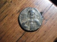 JESUS CHRIST  Anonymous Ancient 976AD Byzantine Follis Coin
