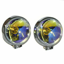 Front Fog Spot Lights Lamps E-Marked 60mm For BMW E30 E32 E34 E36 E46