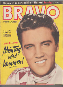 Bravo 1959 kompletter halber Jahrgang Top Zustand alle Hefte von Nr. 24 - 51