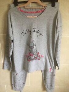 Marks & Spencer Tatty Teddy Pyjamas 14