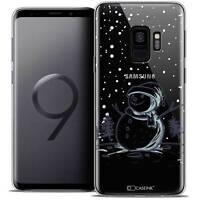 """Coque Crystal Gel Pour Samsung Galaxy S9 (5.8"""") Souple Noël 2017 Bonhomme de Nei"""