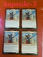 4x Syr Carah, the Bold | Throne of Eldraine | MTG Magic The Gathering Cards