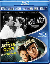 Casablanca / African Queen [Double Feature]