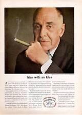 "1964 Habana Shakespeare Cigars ""Mr Havana Cigar""ART PRINT AD"