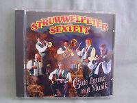 Struwwelpeter Sextett- Gute Laune mit Musik- KOCH 1994 WIE NEU