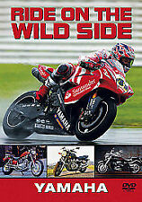 Ride On the Wild Side: Yamaha DVD NEW
