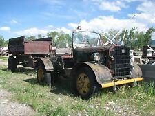 "1940? Ford ""Rat Rod Truck"" Mercury V8 Model A Roadster Caterpillar 60 Hot Pickup"