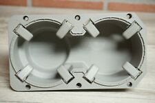 2008-2010 SATURN VUE XE 4DR SUV CENTER CONSOLE DUAL CUP DRINK HOLDER GRAY OEM*